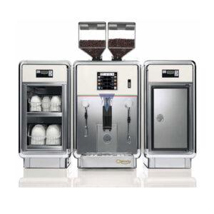 Expresor superautomat GEMMA cu 2 rasnite.