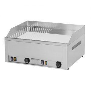 Grill electric 1:2 neted 1:2 striat 220V