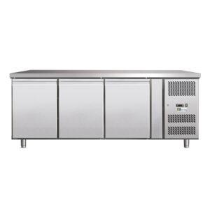 Masa congelator cu 3 usi 417Lt