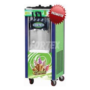Masina de inghetata cu glazurare 38-45Lt/h