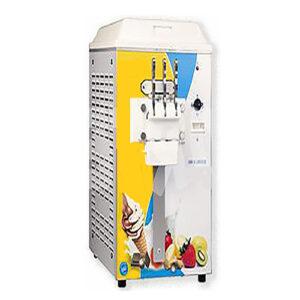 Masina de inghetata 2 arome + 1 mix 33Lt/h