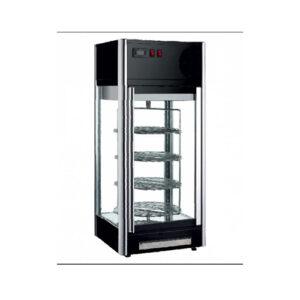 Vitrina frigorifica verticala de banc cu 4 gratare..