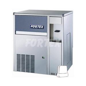 masina cuburi de gheata cu dispenser apa si racire frontala