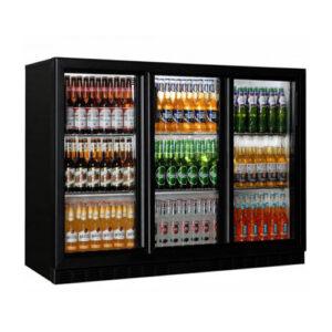 vitrina frigorifica pentru bar 3 usi..