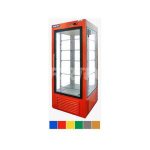 vitrina verticala cofetraie 5 polite