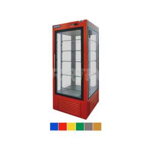 vitrina verticala cofetraie 5 polite..