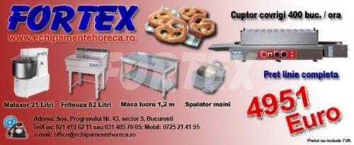 Fortex Cuptor Covrigi
