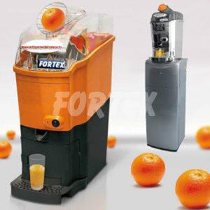 Storcator citrice automat cu refrigerare si cos