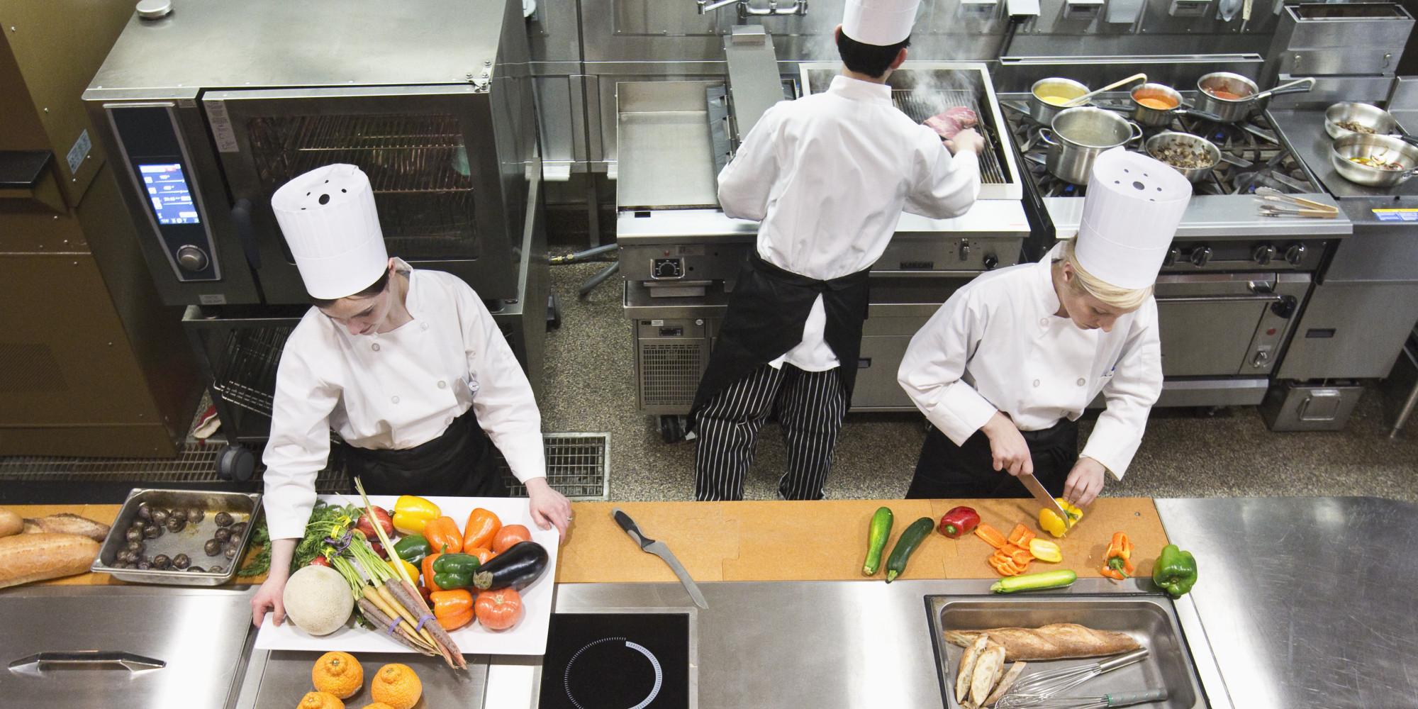 bucătărie profesională