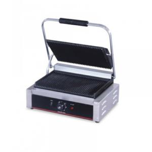 Contact grill simplu cu suprafete netede
